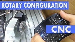 CNC 3020T-DJ/Mach3 - Rotary Axis Configuration