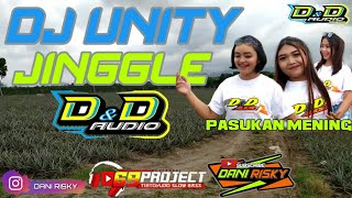 Download DJ UNITY || JINGGLE D&D AUDIO BY 69 PROJECT