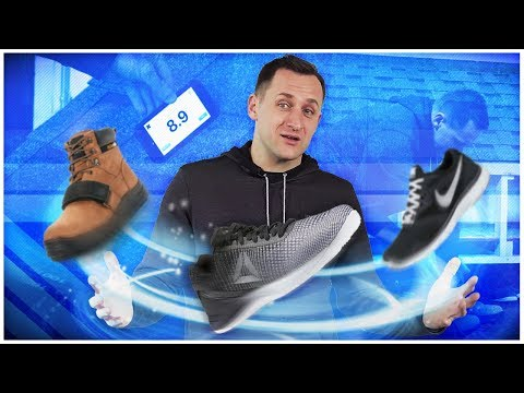 ROOFING SHOES: COUGAR PAWS VS REEBOK CROSSFIT NANO