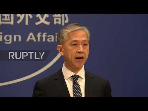 China: Beijing Urges US To Stop Arms Sales To Taiwan