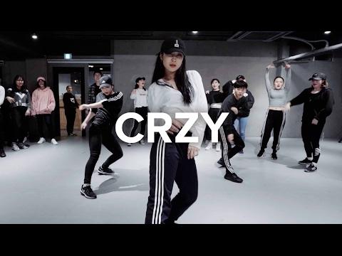 CRZY - Kehlani/ Jin Lee Choreography