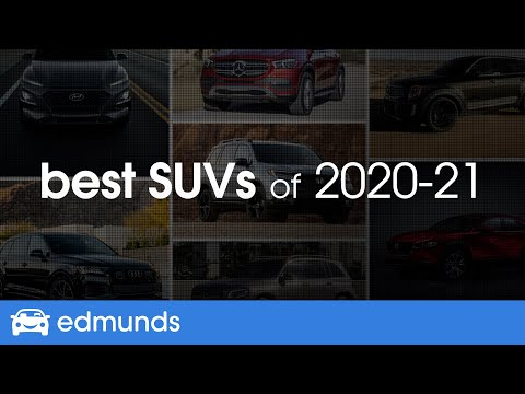 The Best SUVs for 2020 & 2021 — The Top-Rated Small, Midsize, Large, Luxury SUVs and Crossovers
