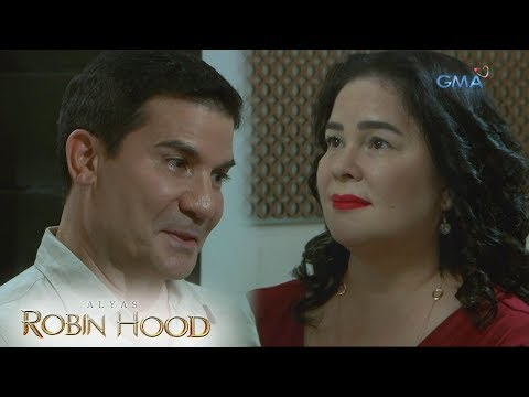 Alyas Robin Hood 2017: Governor Emilio's endless love for Judy - 동영상