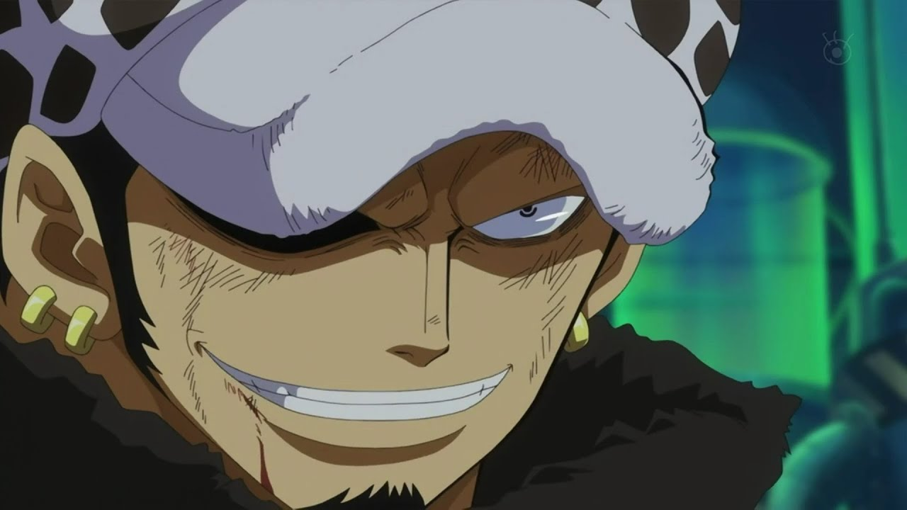 Hazard Wallpaper Hd Trafalgar Law S Speech About The New Era Hd Youtube