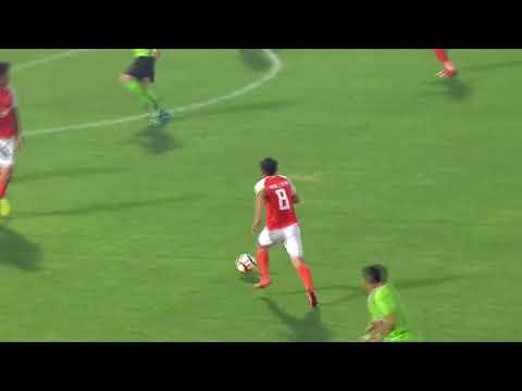 2018 CHA League one   Round 7   Wuhan ZALL vs Xinjiang Tianshan Leopard