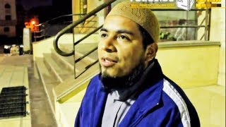 i saw the prophet muhammad ﷺ in my dream   mexican brother umar