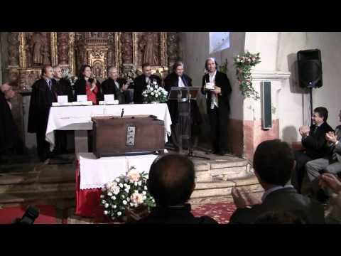 COUTO MIXTO 2012 NOMBRAMIENTO NUEVOS JUECES HONORARIOS. CARLOS NÚÑEZ