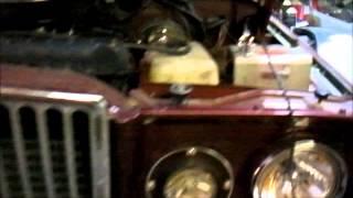 1970's Sidewinder Winch Pulling Two Jeeps