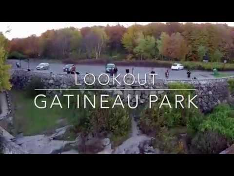 Gatineau Park - fall colors - Topview camera