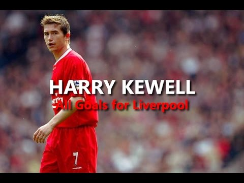 Harry Kewell ▶ The Wizard of OZ ● All Goals & Assists for Liverpool F.C. Compilation