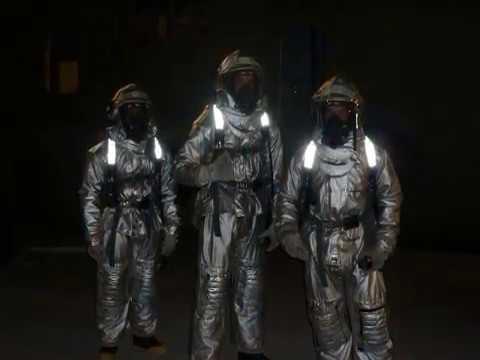 Goodfellow Air Force Base - Louis F Garland Fire Academy Class