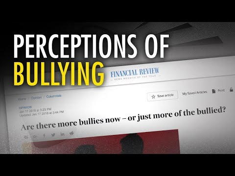 """Dr. Tanveer Ahmed: """"Bullying"""" is turning bosses into therapists"""