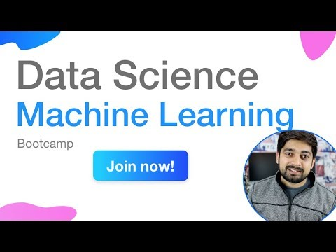 Machine Learning and Data Science