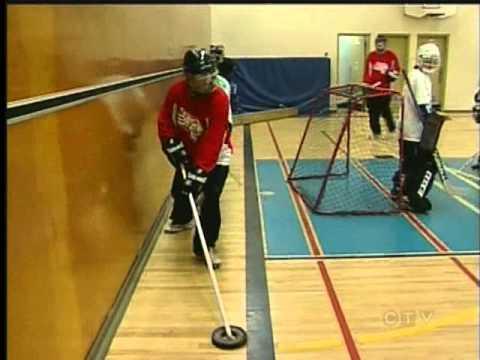 Nanaimo Floor Hockey Team Off to Canadian Nationals  YouTube