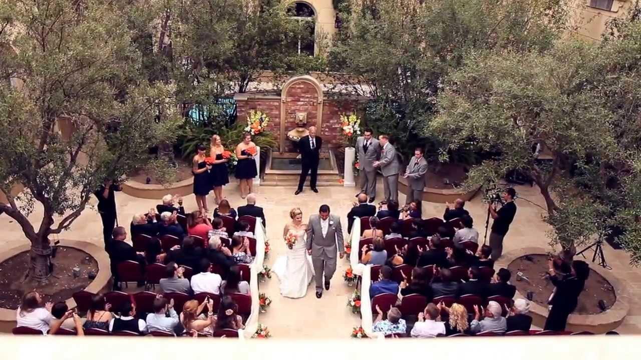 Manhattan Beach Wedding Video Larissa Andrew Ayres Socal