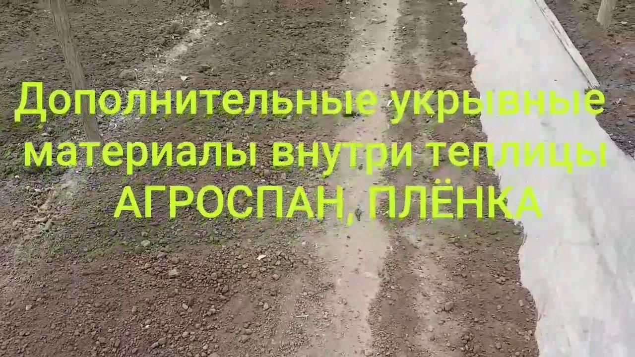 Самым известным материалом для укрытия теплиц на сегодня остается пленка, которую вы сможете приобрести в интернет-магазине my-shop. Ru по весьма доступной цене.