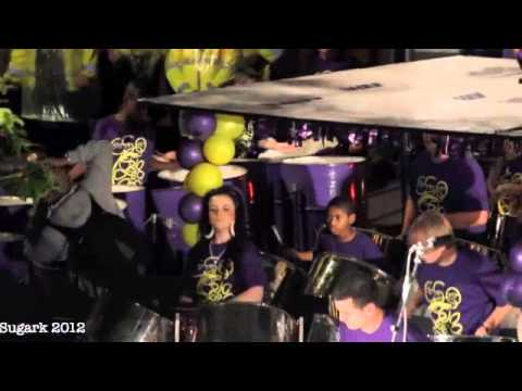 2012 - Croydon Steel Orchestra - Gie Dem Tempo