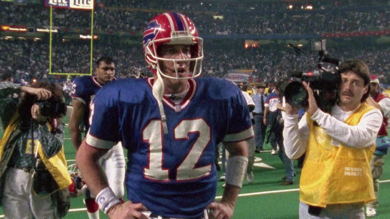 factory price 9c846 b8ad4 Jim Kelly: A Football Life | Extended Trailer | NFL Films