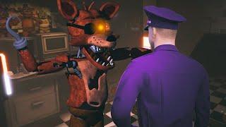 MANEJO a ANIMATRÓNICOS en ULTRA HD 4K - Five Nights at Freddy's HW Playable Animatronics (FNAF Game)