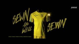 Joma: Ukraine New soccer Jersey