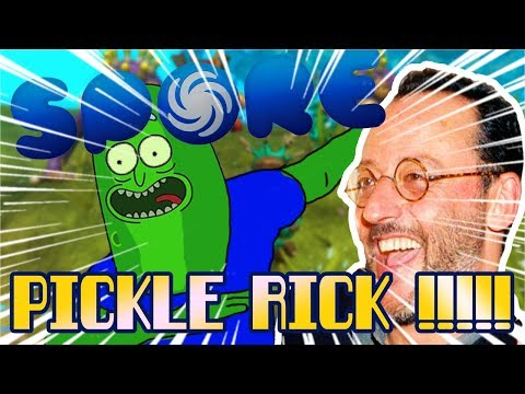 [SPORE] ON A TROUVÉ PICKLE RICK ! thumbnail