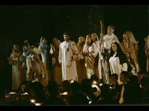 Covent Garden Chorus - Chorus of the Hebrew Slaves