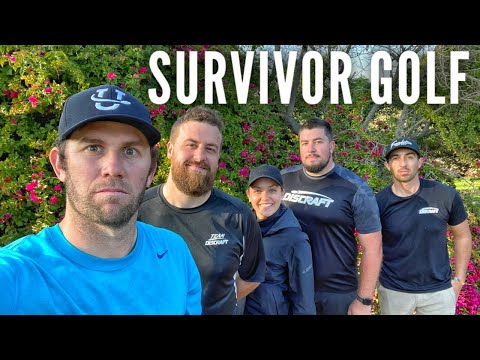 Survivor Disc Golf (Smith, McBeth, Korns, Fry, McBeth)