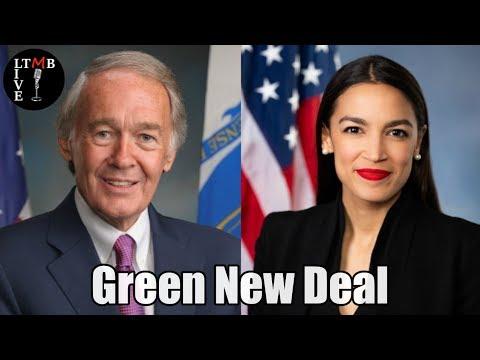 Alexandria Ocasio-Cortez Set to Unveil Green New Deal