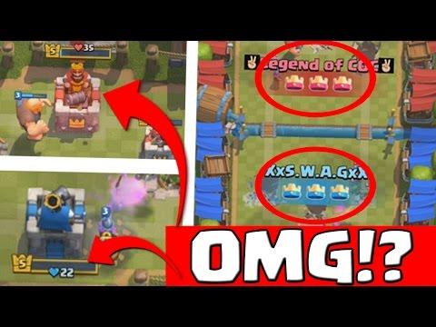 beide-spieler-3---3-kronen?!-|-sehr-knapper-kampf!-|-arena-7!-|-clash-royale-[deutsch/german]