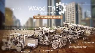 Collection of models by Wood Trick
