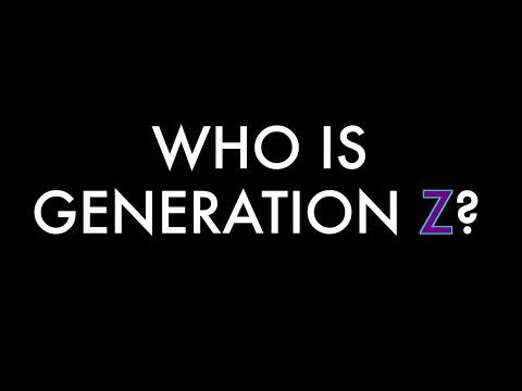 The Social Media Generation: Generation Z @KingsSpeak2012