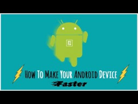 how to improve lag, battery, and ram on any Android device