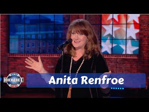 Comedian Anita Renfroe Shares Her Gift Of Laughter   Huckabee