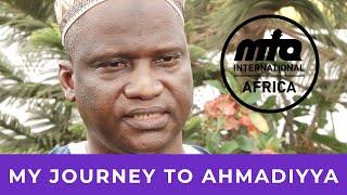 Journey to Ahmadiyyat | Omar S Bah