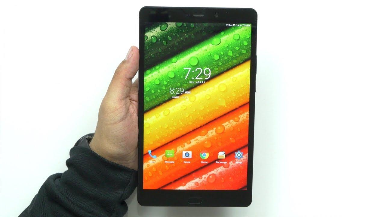 Alldocube X1 8 Inch Tablet Youtube