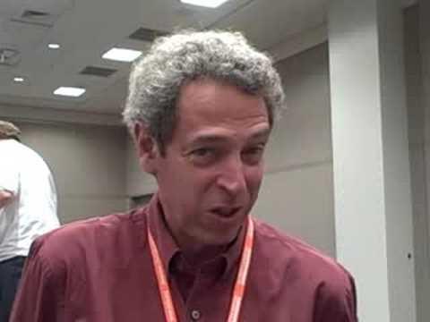 Paul Stekler at Netroots Nation