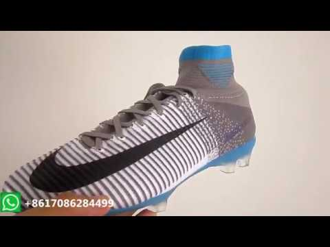 18c455ebb REVIEW Nike Mercurial Superfly V FG 831955-870 - YouTube