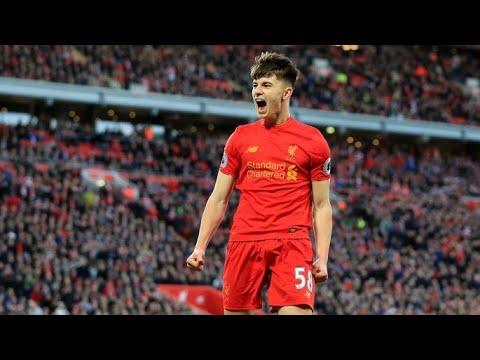 Màn trình diễn của Ben Woodburn trong màu áo của Liverpool mùa giải 2018/2019 HD