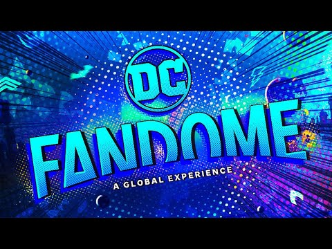 Explore o Multiverso - Trailer DC FanDome