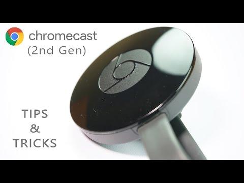 New CHROMECAST 2 (2015)- Tutorial, TIPS & TRICKS!