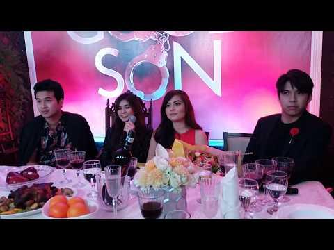 "Jerome Ponce to Loisa Andalio: ""Nagseselos ako. Inuuna si Joshua Garcia"" | The Good Son Presscon"