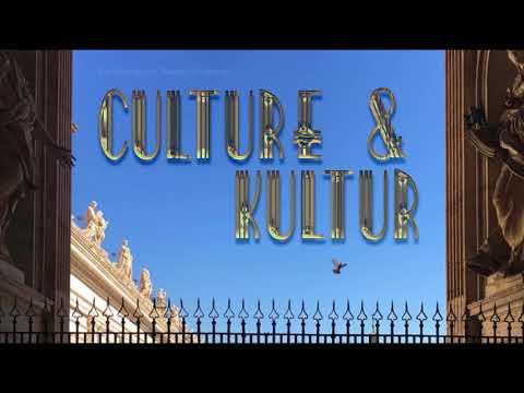 Culture und Kultur - Ein Vortrag von Theodor W. Adorno (1958)