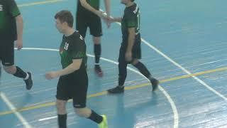 Кодекс Старт 1 й тайм Чемпионат мини футбол