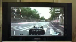 Gran Turismo 4: Tokyo R246 f1 record