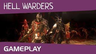 Hell Warders – Gameplay (обзор игры по ссылке в описании к видео)