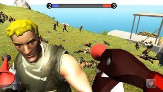 Fortnite vs Roblox: Potato PC Battle