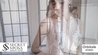 Wedding dress Orbitale S3834