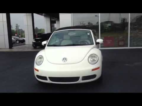 2007 Volkswagen Beetle Review