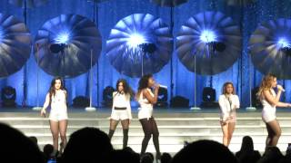 fifth harmony 5h the reflection tour miss movin on foxwoods casino 3 22 2015