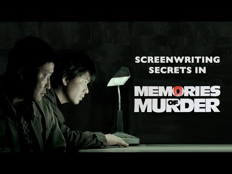 Screenwriting Secrets in Memories of Murder (살인의 추억)